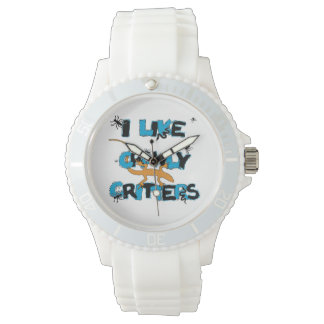 Tengo gusto del reloj deportivo de los Critters