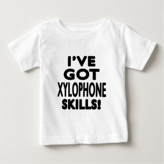Tengo habilidades del xilófono t-shirts