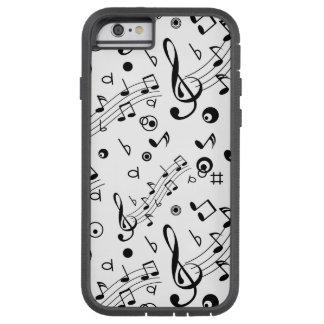 Tengo la música en mí funda tough xtreme iPhone 6