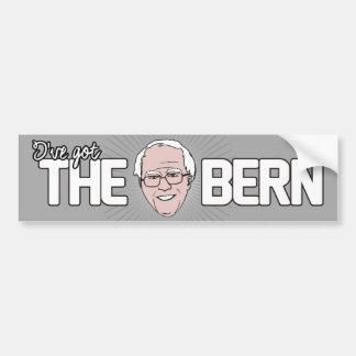 Tengo las chorreadoras de Berna - de Bernie - .png Pegatina Para Auto