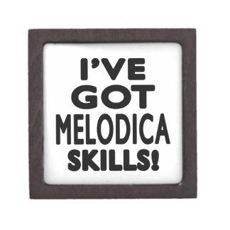 Tengo las habilidades de Melodica Cajas De Regalo De Calidad