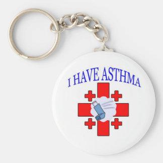 Tengo llavero del asma para las víctimas del asma