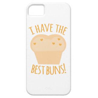 Tengo los mejores bollos iPhone 5 carcasa