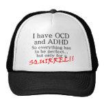 ¡Tengo OCD y AÑADO, LO ATESORO!! Gorras