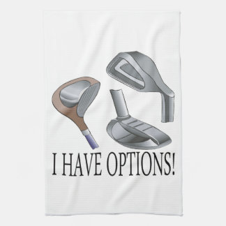Tengo opciones toalla de mano