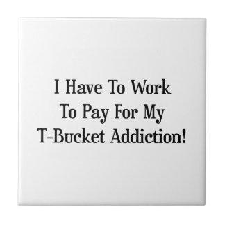 Tengo que trabajar para pagar mi apego de Tbucket Azulejos Ceramicos