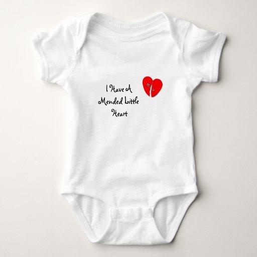 Tengo reparado poco corazón body para bebé