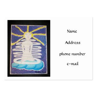 Tengo siempre tarjetas del Ser-negocio Tarjetas De Visita Grandes