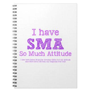 Tengo SMA - tanto actitud Notebook