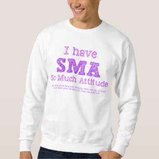 Tengo SMA - tanto actitud Suéter