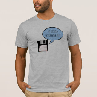 Tengo su camiseta grande de los datos a la derecha