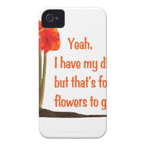 Tengo suciedad iPhone 4 Case-Mate protector