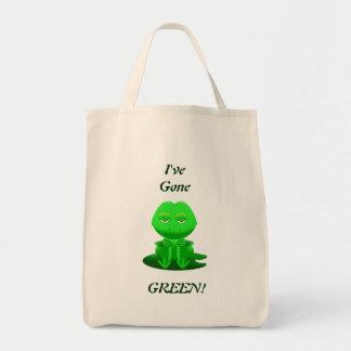 Tengo tote ido del ultramarinos verde