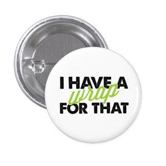 Tengo un abrigo para ese botón pin redondo de 1 pulgada