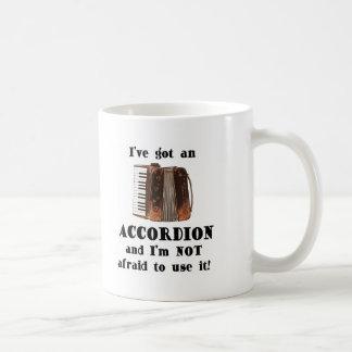 Tengo un acordeón taza