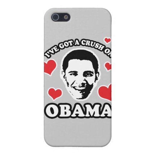 Tengo UN AGOLPAMIENTO EN OBAMA - .png iPhone 5 Fundas