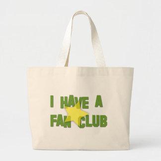 TENGO UN CLUB DE FANS BOLSAS