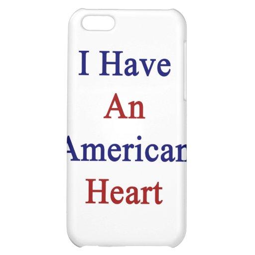Tengo un corazón americano
