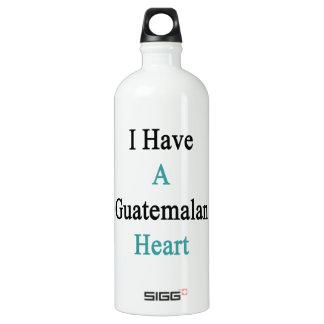 Tengo un corazón guatemalteco