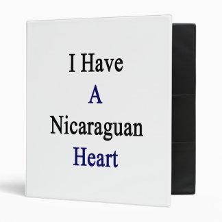 Tengo un corazón nicaragüense