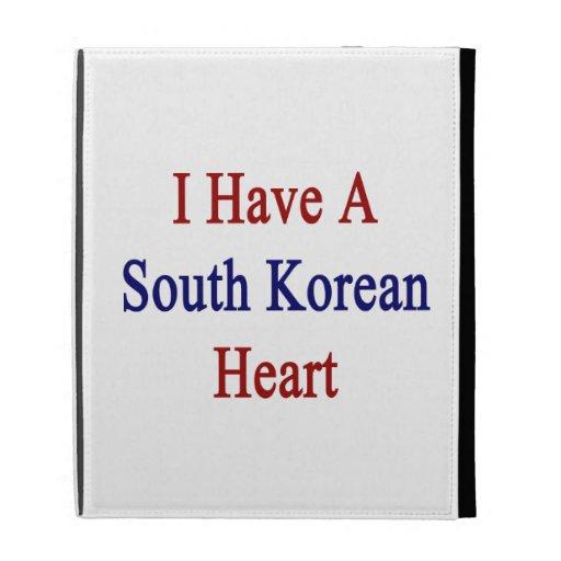 Tengo un corazón surcoreano