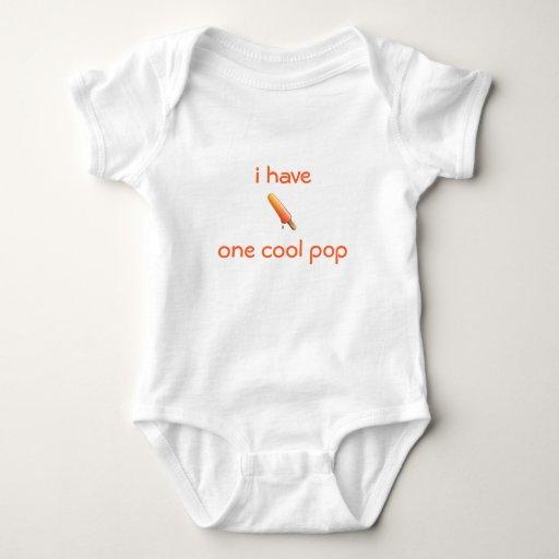 Tengo un estallido fresco body para bebé
