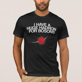 Tengo un hadron enorme para los bosones playera