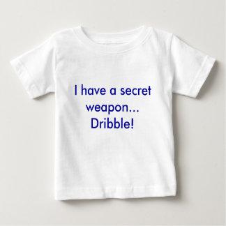 ¡Tengo un regate secreto del arma…! Tee Shirt