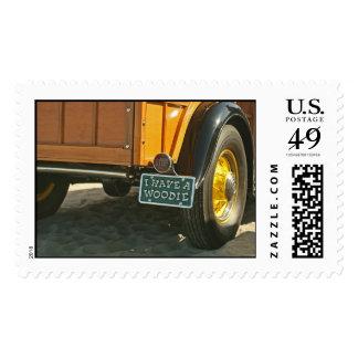 Tengo un sello de Woodie