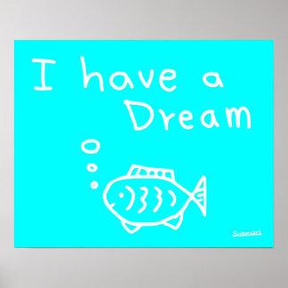 Tengo un sueño poster