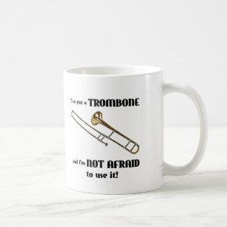 Tengo un Trombone Taza