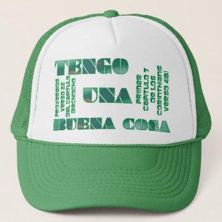 Tengo Una Buena Cosa© Castillo Trucker Hat