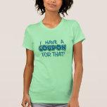 ¡Tengo una cupón para eso! Camisas