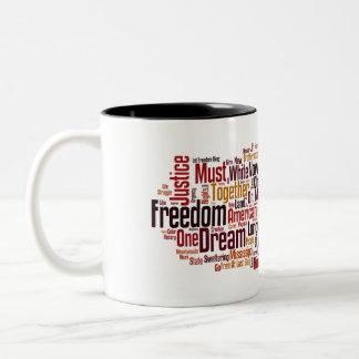 Tengo una nube ideal taza