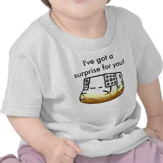 ¡Tengo una sorpresa para usted! Camisetas
