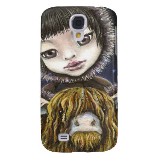 Tengri and Sarlyk Samsung Galaxy S4 Covers