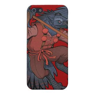 tengu case iPhone 5 cover