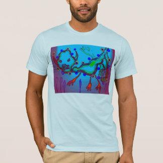 Tengu spirit watching T-Shirt