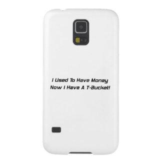 Tenía dinero ahora que tengo un Tbucket Carcasa De Galaxy S5