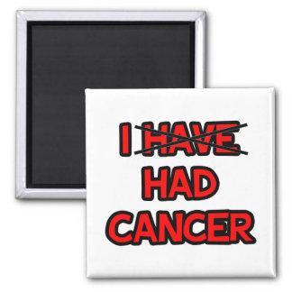 Tenía el cáncer iman