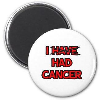 Tenía el cáncer imán para frigorifico