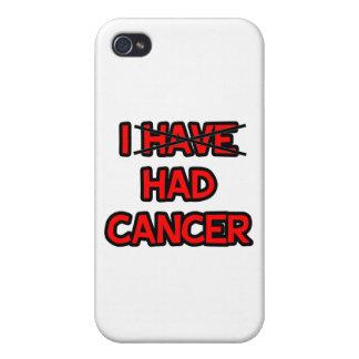 Tenía el cáncer iPhone 4 protectores