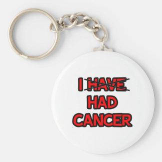 Tenía el cáncer llavero personalizado