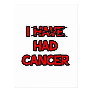 Tenía el cáncer postales