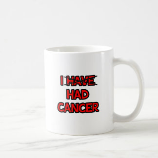 Tenía el cáncer tazas de café