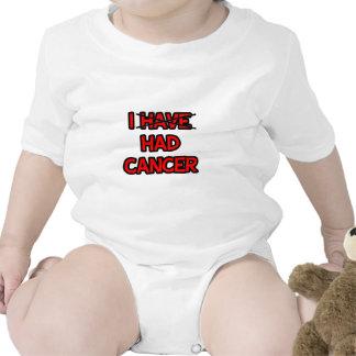Tenía el cáncer traje de bebé