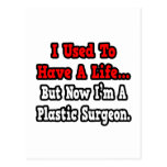 Tenía un cirujano plástico de la vida… postal