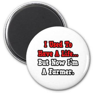 Tenía un granjero de la vida… imán de nevera