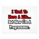 Tenía un programador de la vida… anuncio