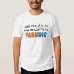 Tenía una vida, ahora yo me envicio a Farmin Camisas